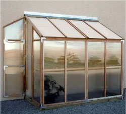 Sunshine Lean-To Greenhouse