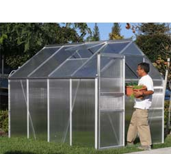 Harbor Freight One Stop Gardens 4 X 6 Greenhouse
